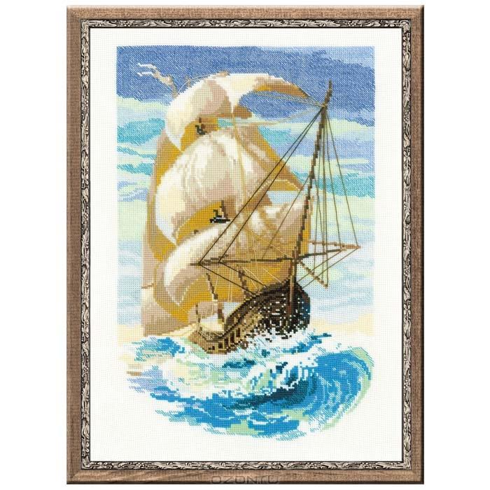Вышивка бисер морская тематика 36